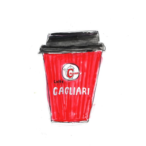 caffe CAGLIARI_c0154575_1125515.jpg