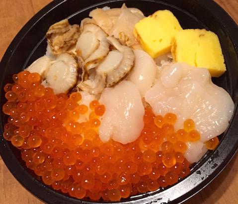 グランドセントラル駅でジャパンウィーク、回る、回るよ、寿司は回るし、目も回る!_c0050387_1582057.jpg