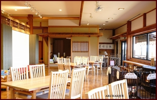 ** 店舗リニューアル ** 映山紅 山添村_c0207890_16341914.jpg