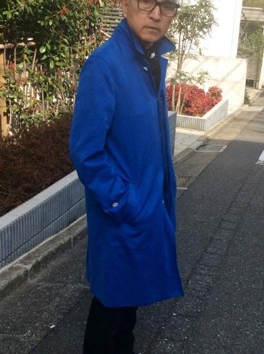 春先のコートは色で勝負_b0210699_22542586.jpg