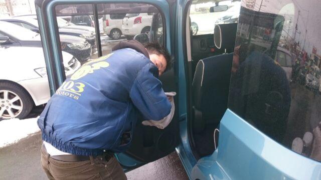 3月13日(日)TOMMYアウトレット☆K様セレナ納車!100万円以下専門店♪♪_b0127002_172896.jpg