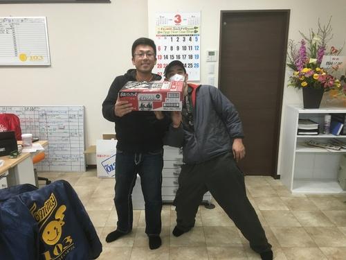 3月13日 日曜日! 店長のニコニコブログ!!_b0127002_1854896.jpg