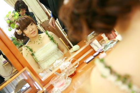 新郎新婦様からのメール 2011年3月12日に長野まで届けたブーケ_a0042928_12451078.jpg