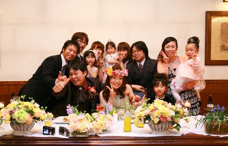 新郎新婦様からのメール 2011年3月12日に長野まで届けたブーケ_a0042928_1312351.jpg