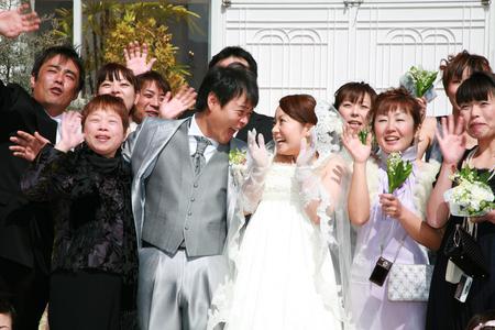 新郎新婦様からのメール 2011年3月12日に長野まで届けたブーケ_a0042928_13144027.jpg