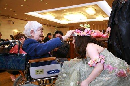 新郎新婦様からのメール 2011年3月12日に長野まで届けたブーケ_a0042928_1315787.jpg