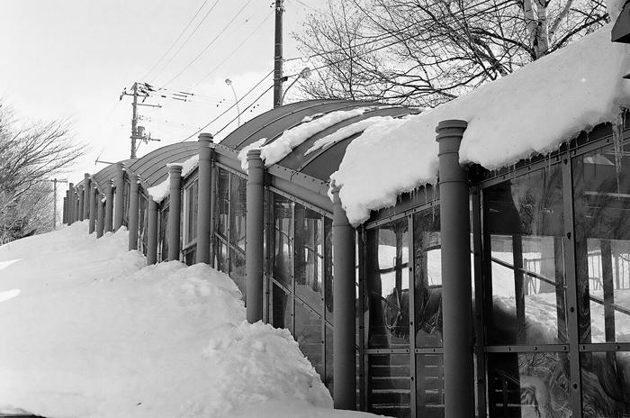 隧道の雪融け_c0182775_17184533.jpg