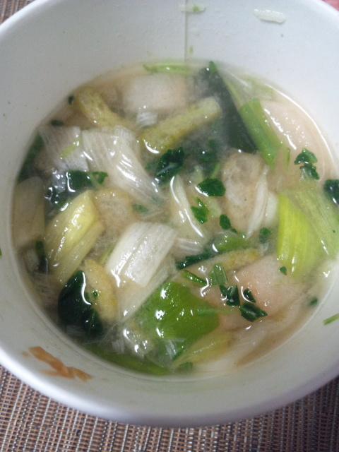 野菜を食べるみそ汁_f0076001_22543494.jpg