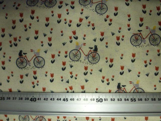 自転車柄の布_d0156706_12432874.jpg