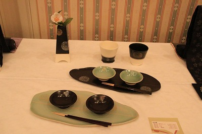 2016「本場大島紬と鹿児島の食を楽しむ夕べ」_e0194629_16394694.jpg