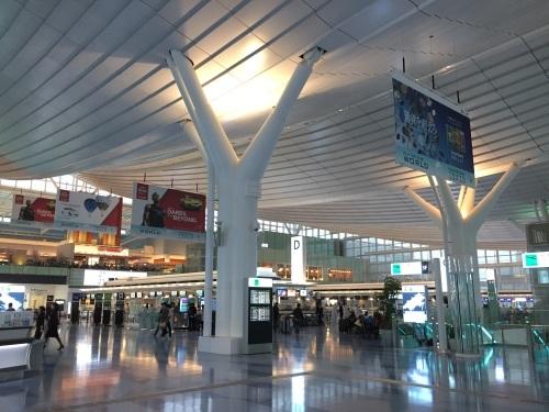今週の予定 #羽田空港 #国際線 #ターミナル #キューバ #音楽祭_a0103940_18520342.jpg