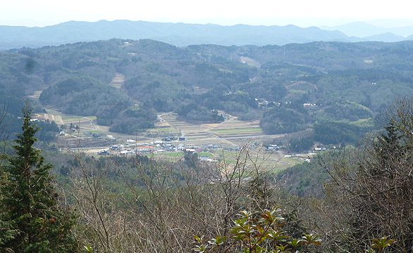 大和山(おおわさん 岡山県)_b0156456_2114689.jpg