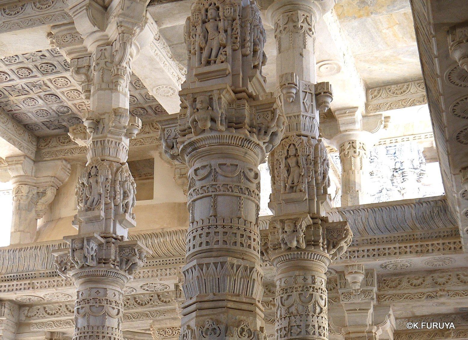 インド・ラジャスタンの旅 11 ジャイナ教の聖地ラーナクプル_a0092659_22574195.jpg