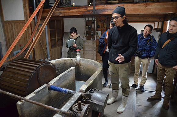 建物探訪 「黒谷和紙にふれ 宮津の街をめぐる」_e0164563_9464655.jpg