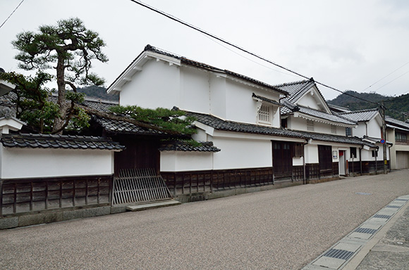 建物探訪 「黒谷和紙にふれ 宮津の街をめぐる」_e0164563_9492857.jpg