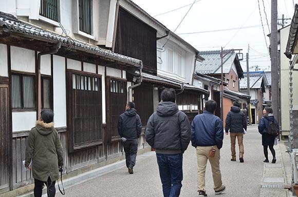 建物探訪 「黒谷和紙にふれ 宮津の街をめぐる」_e0164563_949292.jpg