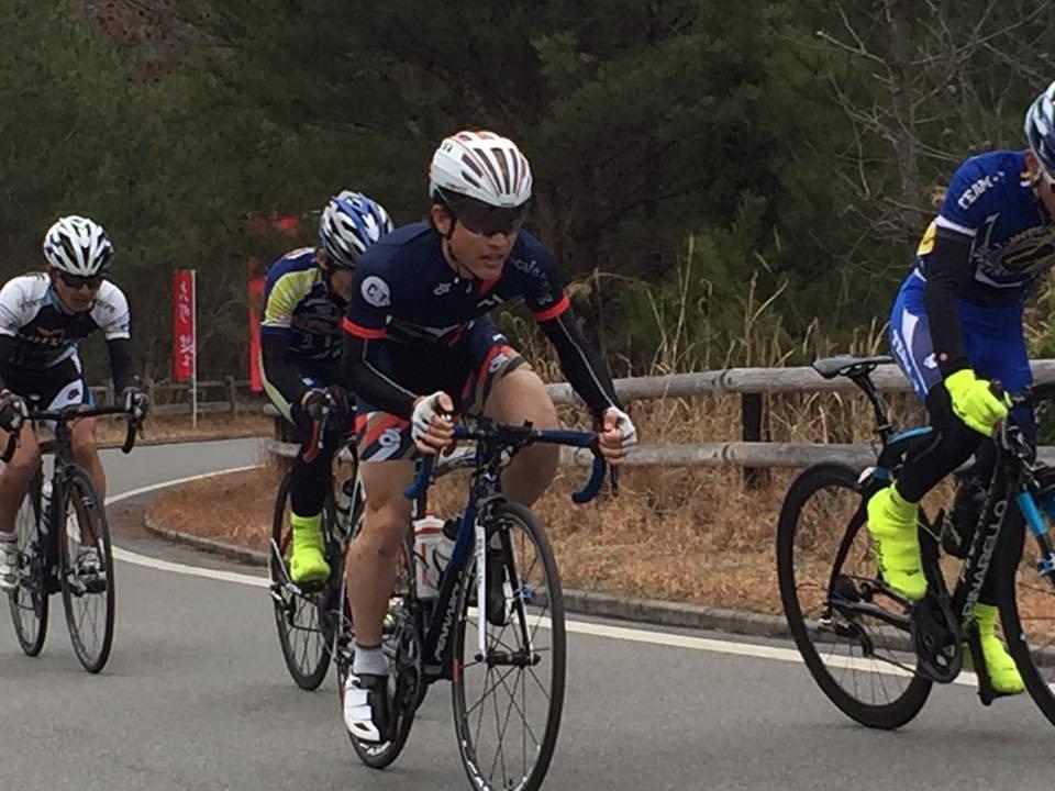 3月13日(日)レースレポ「西日本チャレンジサイクルロードレース」_c0351373_22531152.jpg