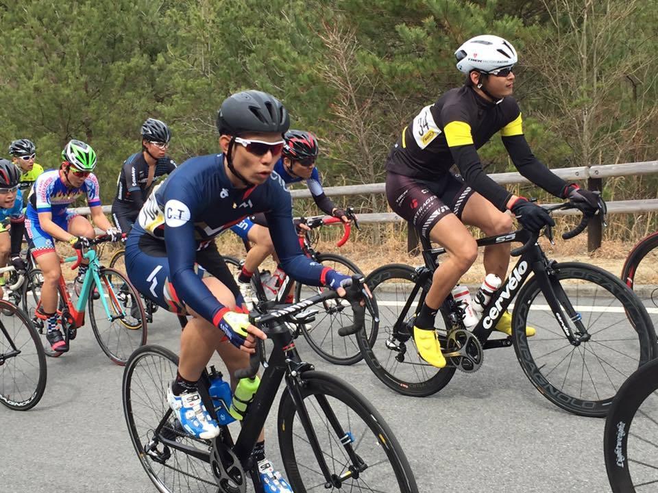 3月13日(日)レースレポ「西日本チャレンジサイクルロードレース」_c0351373_22531235.jpg
