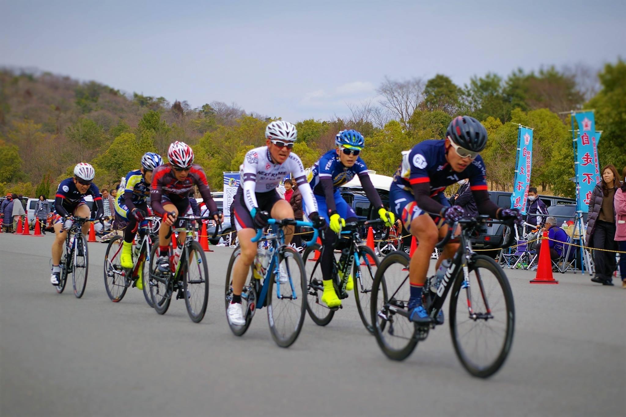 3月13日(日)レースレポ「西日本チャレンジサイクルロードレース」_c0351373_22531282.jpg