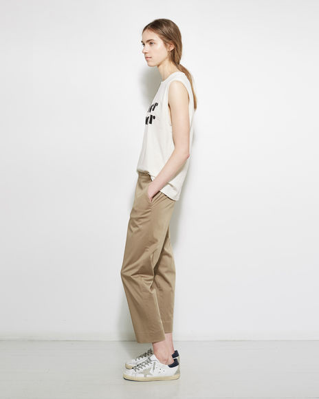 NEW COLOR! 6397 PULL-ON TROUSERS KHAKI_f0111683_19504145.jpg