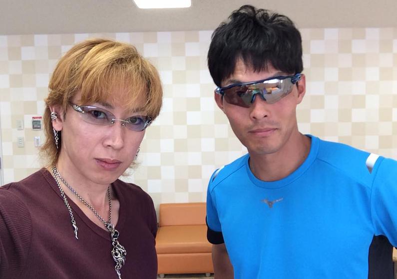 金栄堂 那須丈雄・スポーツグラスプロアドバイザーとしての活動について _c0003493_1094294.jpg