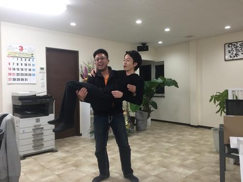 3月15日★火曜日のひとみログ(´▽`) 新店舗進化中!_b0127002_195321.jpg