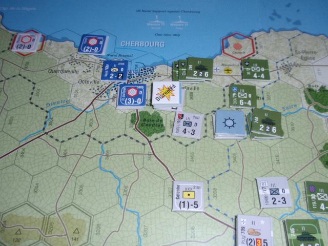 GMT「Normandy\'44」をソロプレイ⑧_b0162202_19214037.jpg