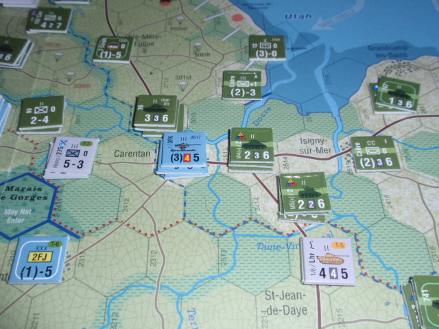 GMT「Normandy\'44」をソロプレイ⑧_b0162202_19214994.jpg