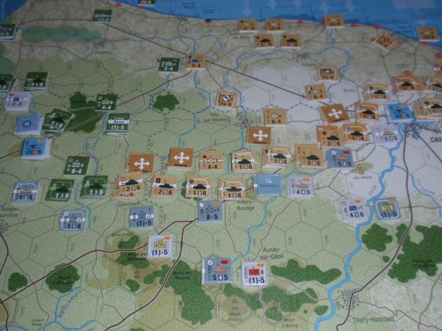 GMT「Normandy\'44」をソロプレイ⑧_b0162202_19222014.jpg