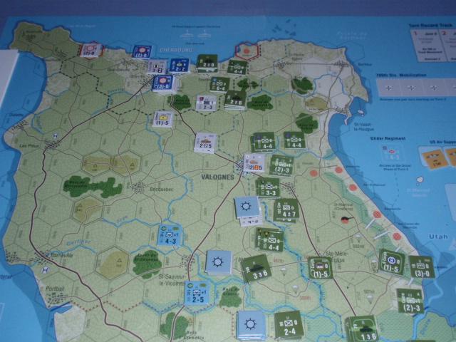 GMT「Normandy\'44」をソロプレイ⑧_b0162202_19223873.jpg
