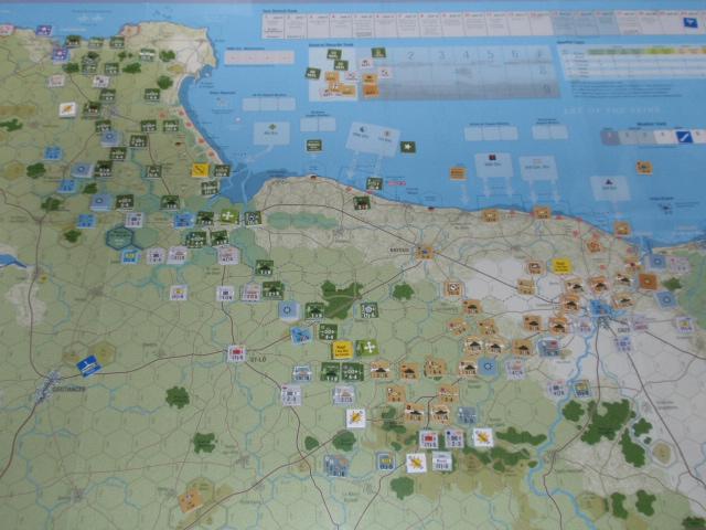 GMT「Normandy\'44」をソロプレイ⑧_b0162202_19225813.jpg