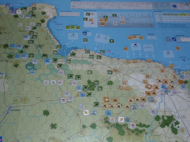 GMT「Normandy\'44」をソロプレイ⑧_b0162202_1922724.jpg