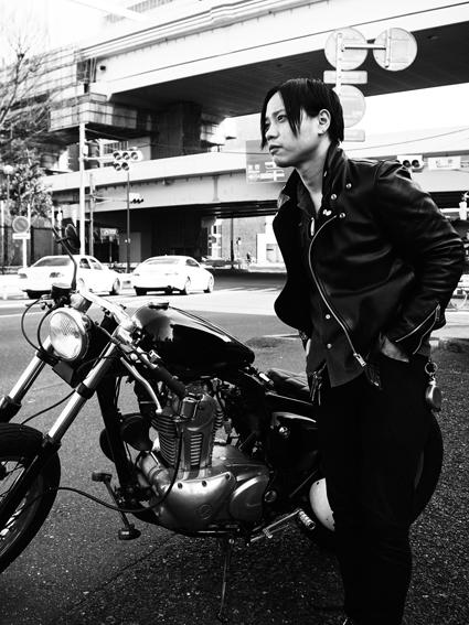 5COLORS「君はなんでそのバイクに乗ってるの?」#103_f0203027_21192791.jpg