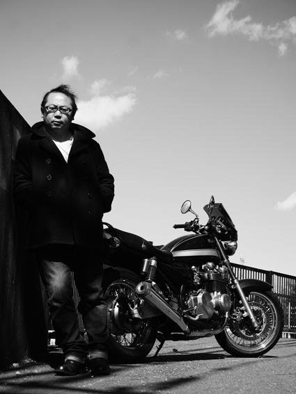 5COLORS「君はなんでそのバイクに乗ってるの?」#103_f0203027_21194156.jpg