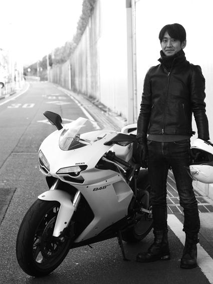 5COLORS「君はなんでそのバイクに乗ってるの?」#103_f0203027_21195763.jpg