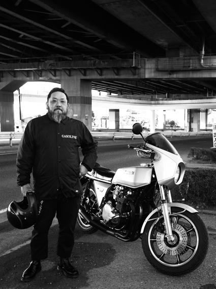 5COLORS「君はなんでそのバイクに乗ってるの?」#103_f0203027_21201373.jpg