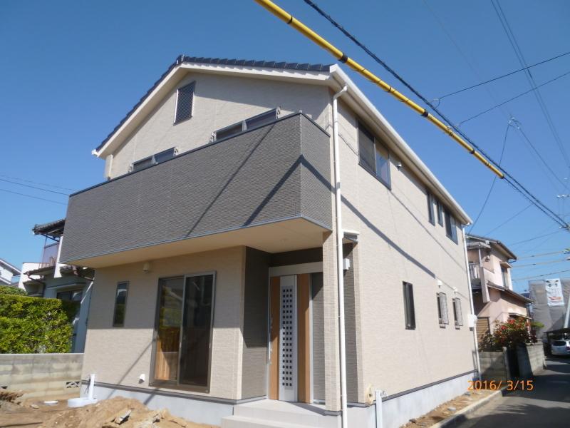 松山市 N様邸 新築工事 完成_a0167735_16044531.jpg
