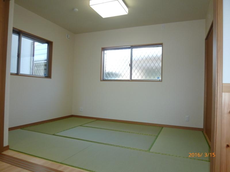 松山市 N様邸 新築工事 完成_a0167735_16094716.jpg