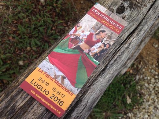 モンテリッジョーニ:2016年の中世のお祭り予定_a0136671_2311862.jpg