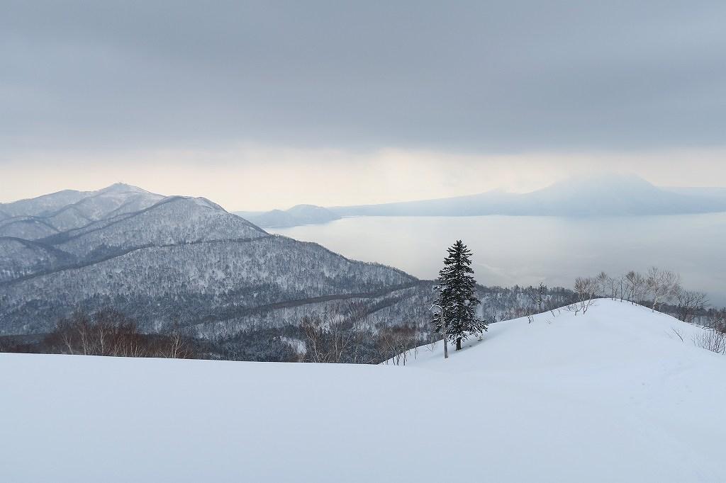 イチャンコッペ山、3月14日_f0138096_12225972.jpg