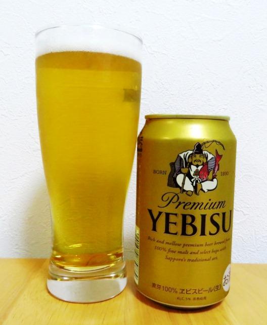ヱビス リニューアル ~麦酒酔噺その503~そこにプレモルがあるからさ。。_b0081121_616088.jpg