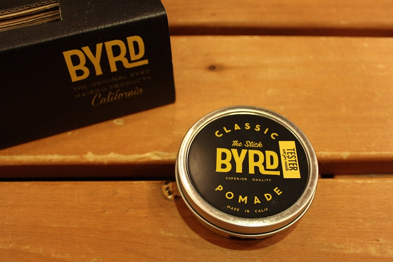 "HAIRDO PRODUCTS ""BYRD (バード)\"" ご紹介_f0191324_1232790.jpg"