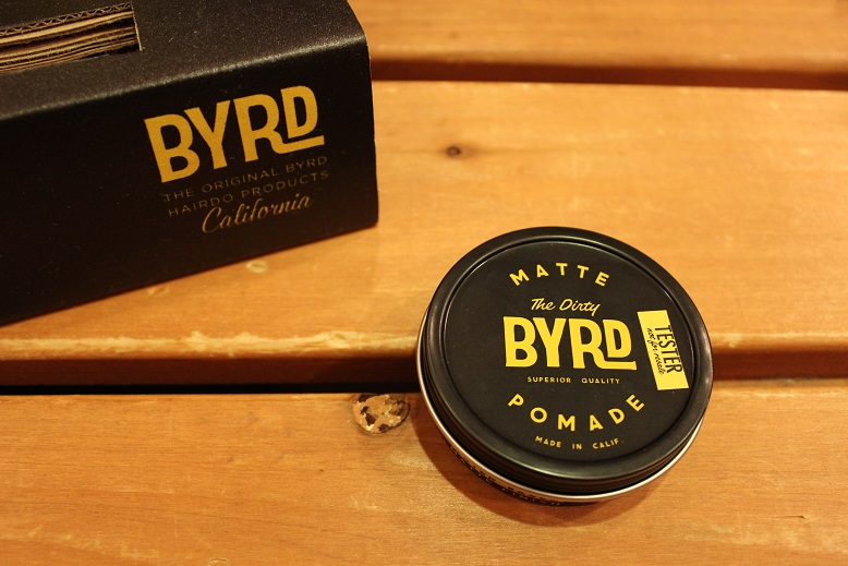 "HAIRDO PRODUCTS ""BYRD (バード)\"" ご紹介_f0191324_1235350.jpg"