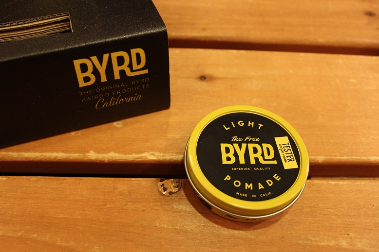 "HAIRDO PRODUCTS ""BYRD (バード)\"" ご紹介_f0191324_1242386.jpg"