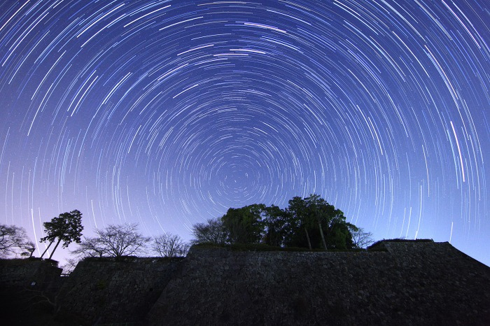 篠山城跡の夜_a0294534_17215777.jpg