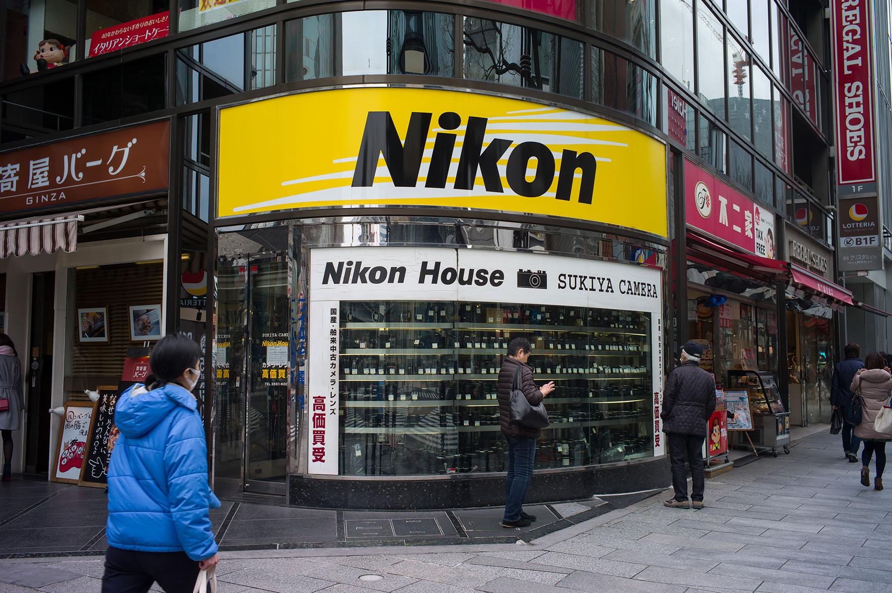 Nikon Houseへ〜今井氏との出会い〜_c0028861_21383519.jpg