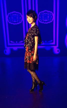 乃木坂46の生駒里奈さんも訪れたアナ・スイ2016秋冬ランウェイ!_c0050387_15474689.jpg