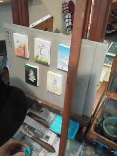 s.ukawaさんライブペイント作品完成しました!個展は3月21日迄_d0322493_23575564.jpg