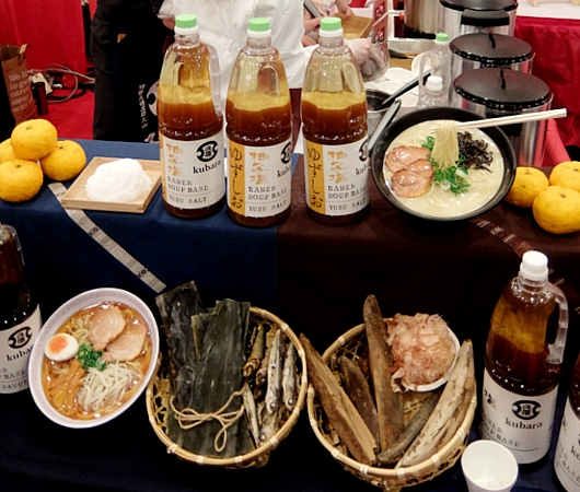 NYレストラン&フードサービスショー、日本のDashi人気、あと龍馬魂_b0007805_10402456.jpg