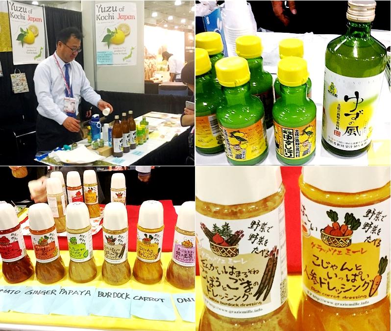 NYレストラン&フードサービスショー、日本のDashi人気、あと龍馬魂_b0007805_10405849.jpg
